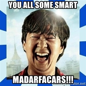 mr chow hangover - You all some smart Madarfacars!!!
