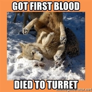 Moon Moon - GOT FIRST BLOOD DIED TO TURRET
