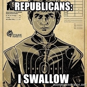 Child queen Phlash Misericord - republicans: i swallow
