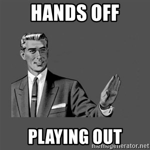 Grammar Guy - hands off playing out