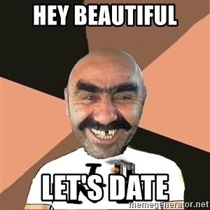 Provincial man2 - Hey beautiful let's date