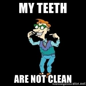 Drew Pickles: The Gayest Man In The World - my teeth are not clean