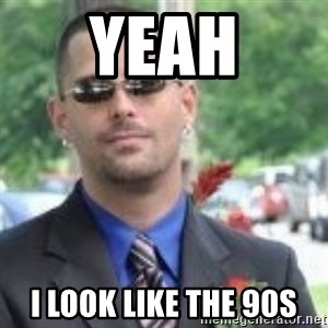ButtHurt Sean - YEAH i LOOK LIKE THE 90S