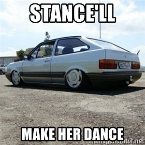 treiquilimei - STANCE'LL MAKE HER DANCE