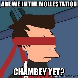 fryshi - ARE WE IN THE MOLLESTATION  CHAMBEY YET?