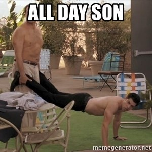 schmidt all day - All day Son
