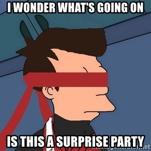 fryshi - I WONDER WHAT'S GOING ON IS THIS A SURPRISE PARTY