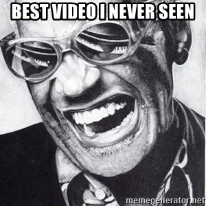 ray charles - best video i never seen