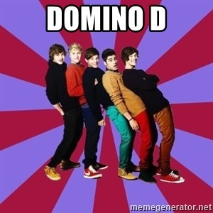 typical 1D - DOMINO D
