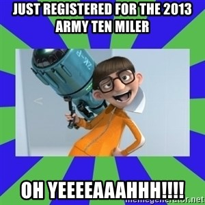 Vector Despicable Me - Just registered for the 2013 Army Ten miler oh yeeeeaaahhh!!!!