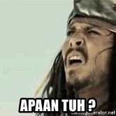 Jack Sparrow Reaction -  apaan tuh ?