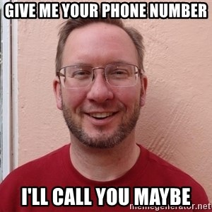 Asshole Christian missionary - give me your phone number i'll call you maybe