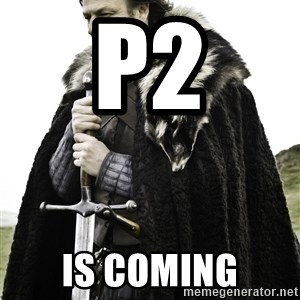 Ned Stark - p2 Is coming