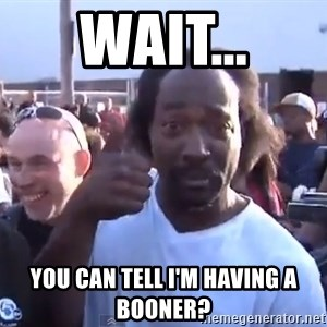 charles ramsey 3 - wait... you can tell i'm having a booner?