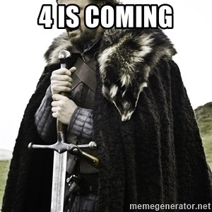 Sean Bean Game Of Thrones - 4 is coming