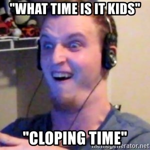 """Brony Mike - """"What Time Is It Kids"""" """"Cloping Time"""""""