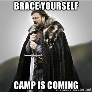 ned stark as the doctor - BRACE YOURSELF CAMP IS COMING