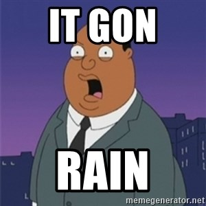 ollie williams - IT GON  RAIN