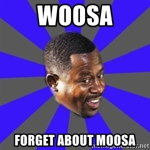 Bad Boys(Bad Guy) - WOOSA FORGET ABOUT MOOSA
