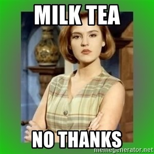 Donya Angelica - MILK TEA NO THANKS