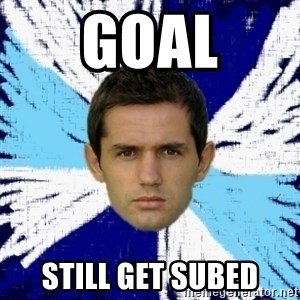 LULIC - GOAL STILL GET SUBED