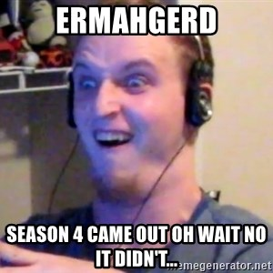 Brony Mike - ERMAHGERD SEASON 4 CAME OUT oh wait no it didn't...