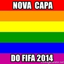 You're Probably Gay -  nova  capa  do fifa 2014