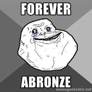 Forever Alone - FOREVER ABRONZE