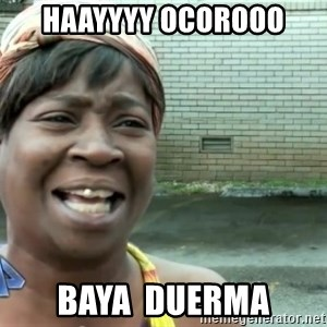 sweet brown ios - haayyyy ocorooo  baya  duerma