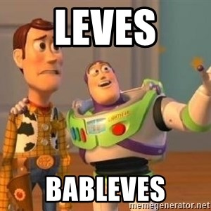 Woody and Buzz HD - leves bableves