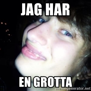 Quotable Filip - jag har en grotta