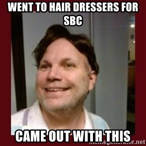 Free Speech Whatley - WENT TO HAIR DRESSERS FOR SBC CAME OUT WITH THIS