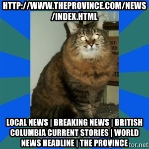 AMBER DTES VANCOUVER - http://www.theprovince.com/news/index.html Local News | Breaking News | British Columbia Current Stories | World News Headline | The Province