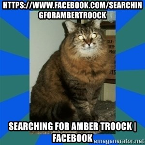AMBER DTES VANCOUVER - https://www.facebook.com/SearchingForAmberTroock Searching for Amber Troock | Facebook