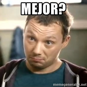 eat a snickers, better? - mejor?
