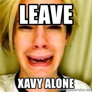 Leave Britney Alone 2 - leave       xavy alone