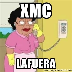 Family guy maid - XMC LAFUERA