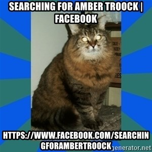 AMBER DTES VANCOUVER - Searching for Amber Troock | Facebook https://www.facebook.com/SearchingForAmberTroock