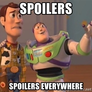 buzz light - Spoilers Spoilers everywhere