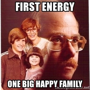 Family Man - First Energy One Big Happy Family