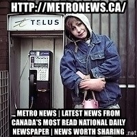 ZOE GREAVES TIMMINS ONTARIO - http://metronews.ca/ Metro News | Latest news from Canada's most read national daily newspaper | News Worth Sharing