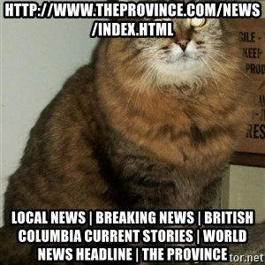 ZOE GREAVES DTES VANCOUVER - http://www.theprovince.com/news/index.html Local News   Breaking News   British Columbia Current Stories   World News Headline   The Province