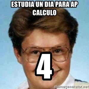 good luck larry hd - Estudia un dia para ap calculo 4