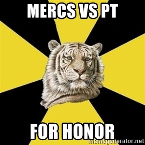 Wise Tiger - mercs vs pt for honor