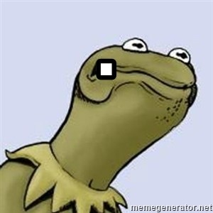 Dont give a fuck Kermit - .