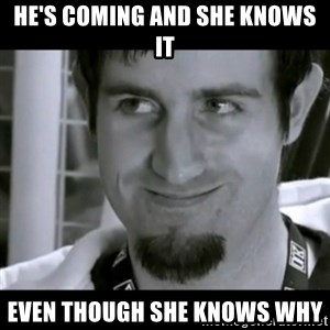 Rape Face Rob Swire - He's coming and she knows it Even though she knows why
