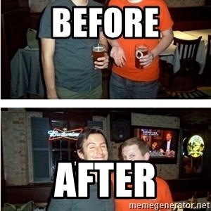 Before and After - Before After