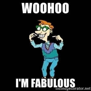Drew Pickles: The Gayest Man In The World - woohoo i'm fabulous