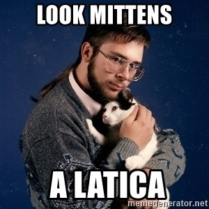 Look Mittens - look mittens  a Latica