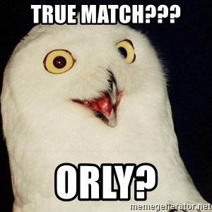 Orly Owl - true match???  ORLY?